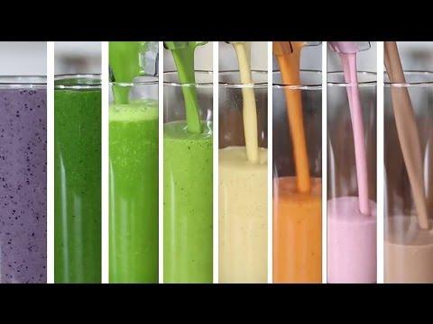 3 ingredient smoothies youtube
