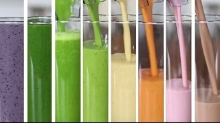 3-ingredient Smoothies