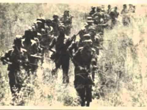 Kampvuur -  Kanonne Afrika