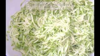 Запеканка из кабачков с фаршем