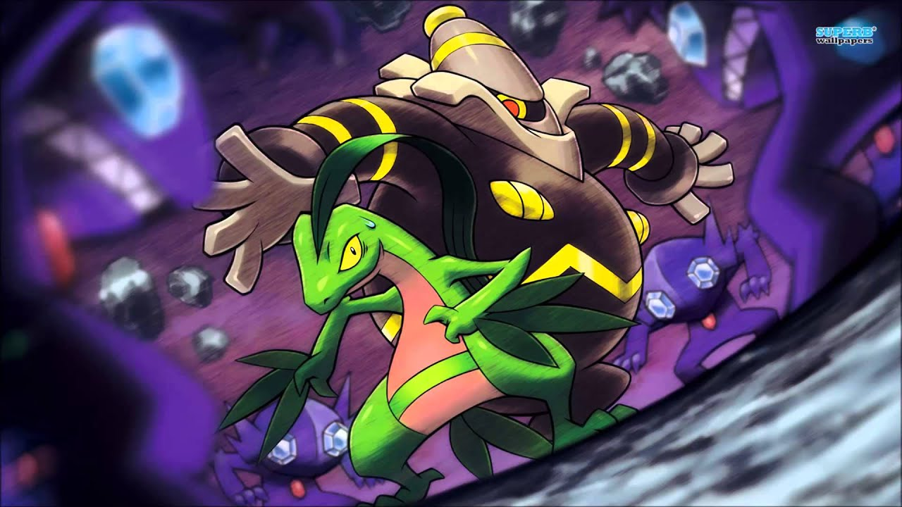 pokemon mystery dungeon in