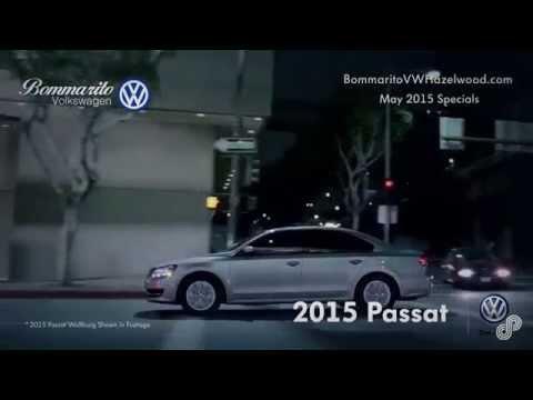2015 Passat Offer SP Bommarito Volkswagen of Hazelwood SPL 5/15