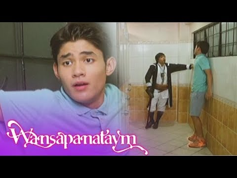 Wansapanataym:  Mang Dolino punishes Louie after what he did to Jordan