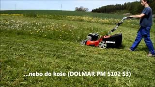 Sekačky a přerostlá tráva