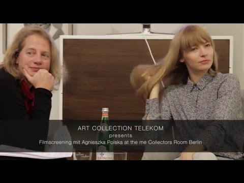 Art Collection Telekom – Film screening and artist talk with Agnieszka Polska.