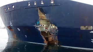 Improper use of VHF leads to collision - Human errors contributing most to nav accidents today thumbnail