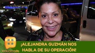 ¡Alejandra Guzmán nos habla de su operación! | Programa del 09 de enero de 2020 | Ventaneando