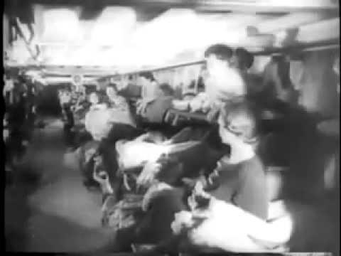 V-1 Flying Bombs Hit London during World War II