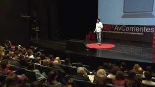 Ayuda 3.0: Hernán Hilu at TEDxAvCorrientes 2013