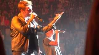 Show 'EM(What you're made of) -Backstreet Boys In a world like this Japan Tour 2013