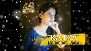 kajra mohabbat wala | karaoke cover| 2012 by DISHA