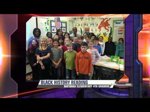 Thank you Matoaka Elementary School in Williamsburg, VA!