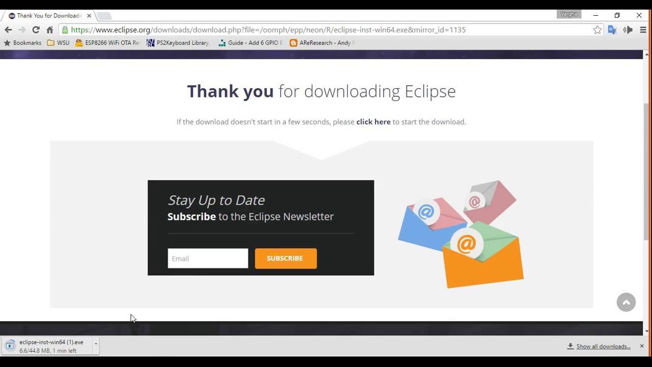Java programming tutorial 001 install and run eclipse youtube java programming tutorial 001 install and run eclipse baditri Gallery