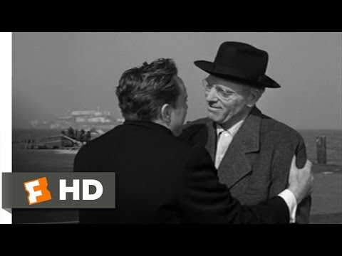Birdman of Alcatraz (11/11) Movie CLIP - Leaving Alcatraz (1962) HD