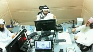 ابن مسجد في رمضان في برنامج تراويح على اذاعة القرآن الكريم