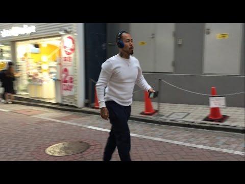 歩きスマホ撲滅運動 IN 渋谷。ボボボボウズ。SHO FREESTYLE TV Part 522