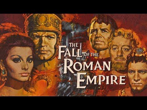Fall of the Roman Empire 1964 Trailer