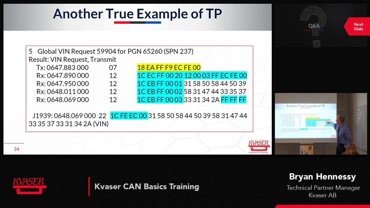 J1939 DBC file discussion - Kvaser