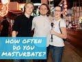 HOW OFTEN DO GUYS MASTURBATE?