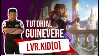 TUTORIAL GUINEVERE BY KIDO X SOLOZ.SENPAIII