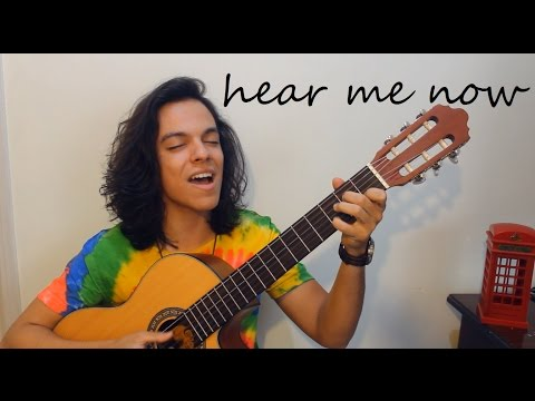 HEAR ME NOW - Gabriel Nandes Cover Alok Bruno Martini ft Zeeba