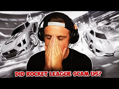 Did Psyonix SCAM Us All? | Rocket League Double Drop Rate Update DRAMA thumbnail
