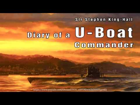Diary of a U-Boat Commander [Full Audiobook] by Stephen King - Hall