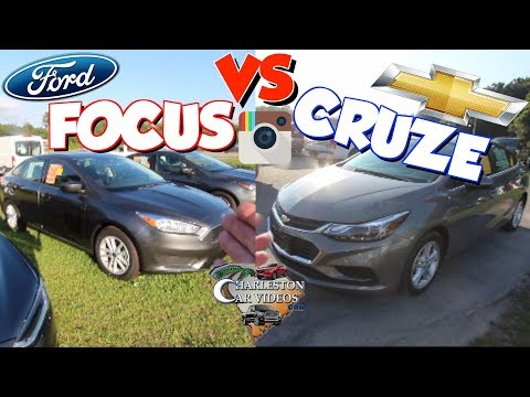 2018 Chevrolet Cruze VS 2018 Ford Focus - REVIEW to be Continued