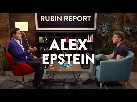 Alex Epstein and Dave Rubin Discuss the Climate Change Debate (Full Interview)