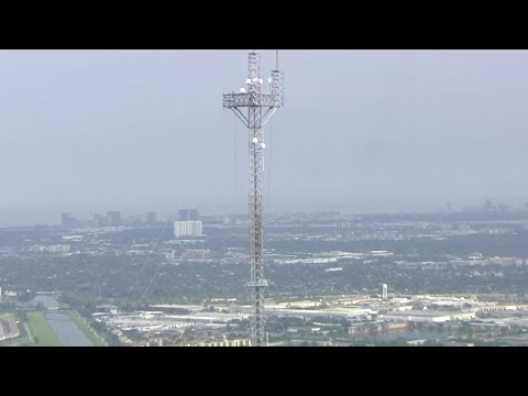 3 killed when scaffolding collapses at Miami Gardens TV tower