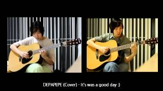 Gambar cover (Cover) Depapepe -  いい日だったね(ii hi datta ne / It was a good day).