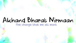 Akhand Bharat Nirmaan - First Indian Anime Movie !!