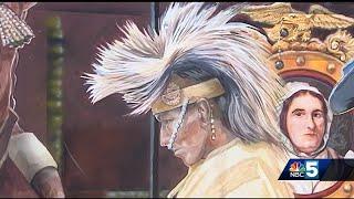 Burlington council votes to remove Church Street Marketplace mural