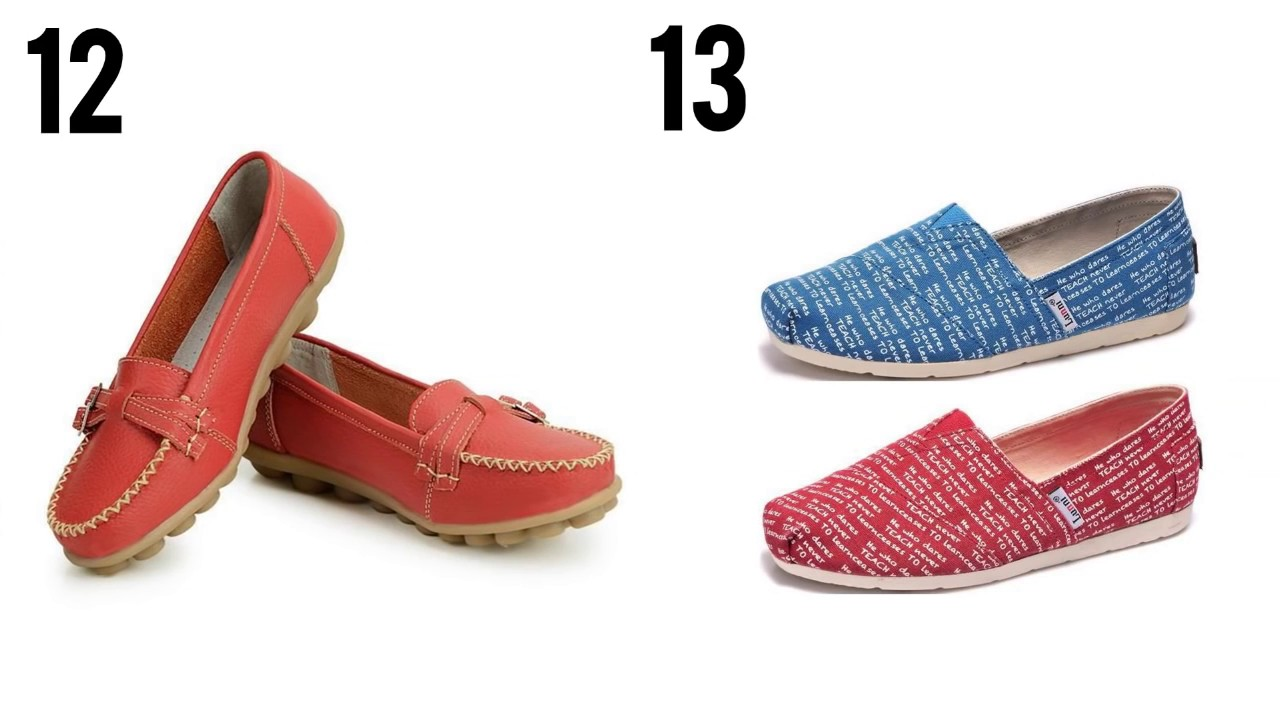 766ea62a5d564 Modelos de zapatos para verano 2017 - YouTube