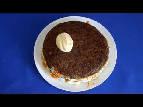 Рецепт приготовления печеночного пирога в мультиварке VITEK VT-4208 CL