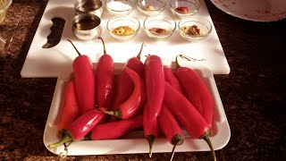 Red Chili Pickle/ Lal Mirch Ka Achar (Very Instant Recipe) HURRY!!!!