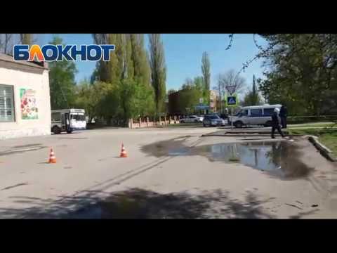 Из-за подозрительного пакета эвакуировали пассажиров автобуса в Волгодонске