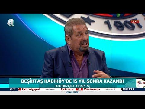 Erman Toroğlu, Beşiktaş'ı Öve Öve Bitiremedi / (Fenerbahçe 3 - 4 Beşiktaş) 29.11.2020