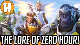 Overwatch Zero Hour - Animated Short Lore EXPLAINED! | Hammeh