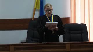 Ухвала суду щодо примусового відбору зразків у Савченка