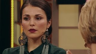 Сати Казанова в программе Юлии Меньшовой 'Наедине со всеми'. HD версия