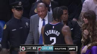 Miami Heat vs Los Angeles Clippers | January 24, 2020