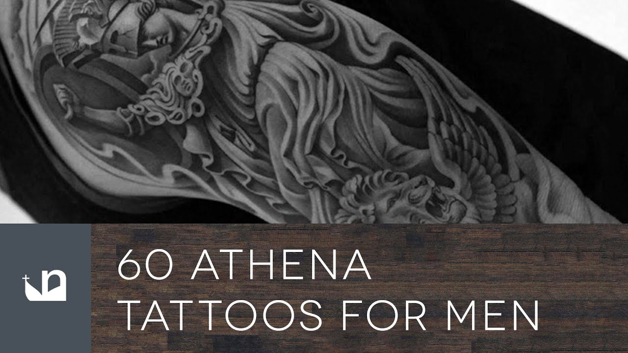 60 Athena Tattoos For Men
