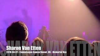 Sharon Van Etten - Memorial Day - 2019-04-07 - Copenhagen Koncerthuset, DK