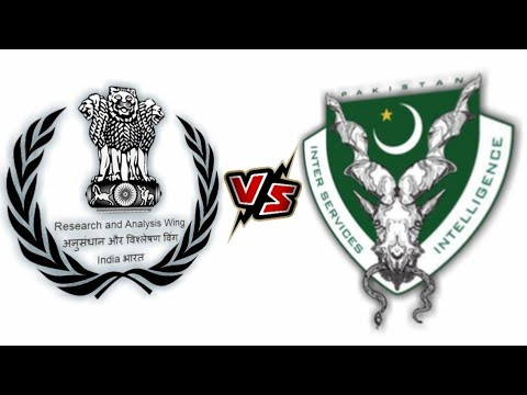 RAW Vs ISI - Things You Should Know About RAW & ISI | India's RAW Vs Pakistan's ISI