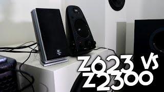 LOGITECH Z623 vs Z2300! NEW VS OLD