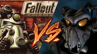 Fallout 1 против Fallout 2
