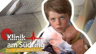 Wieso kriegt Louis (8) immer am Wochenende Fieber? Mysteriöse Krankheit   Die Familienhelfer   SAT.1