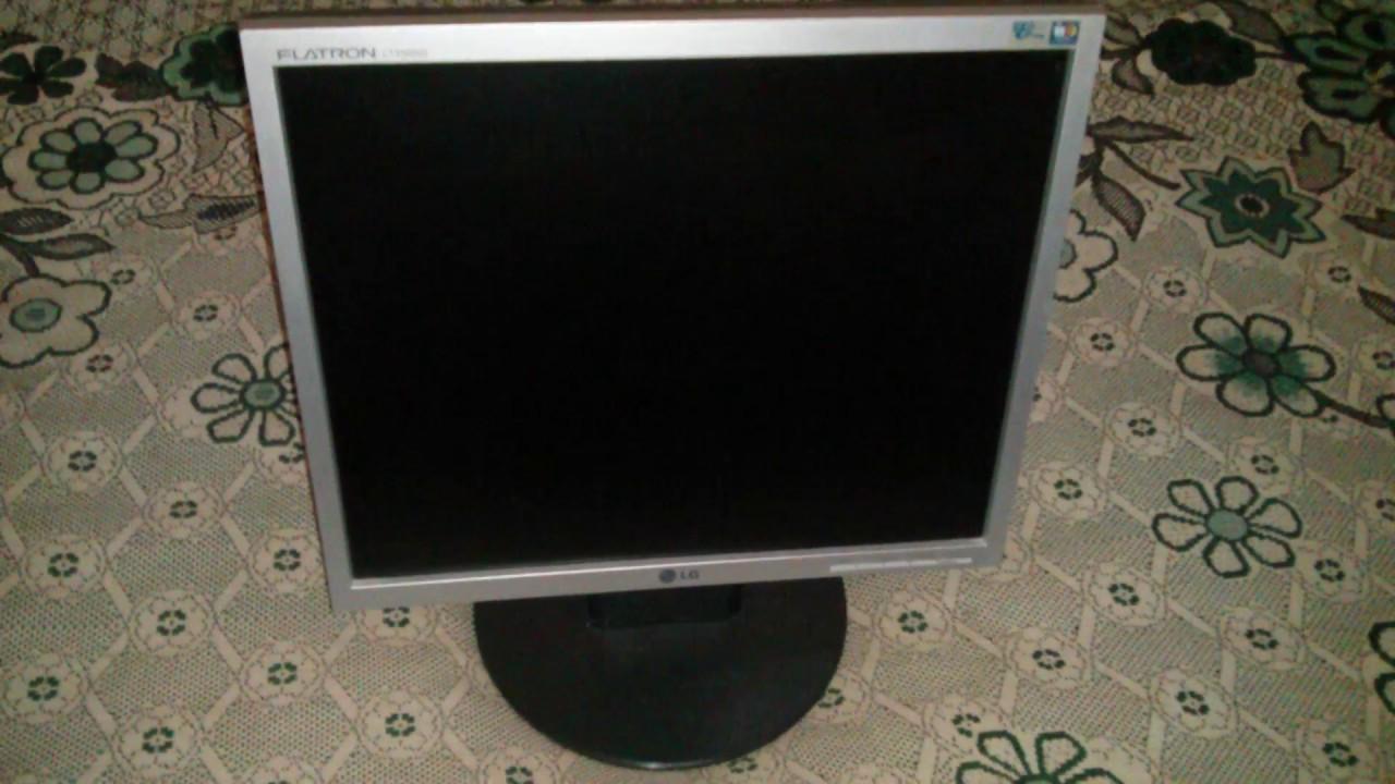 LG L1750SQ DRIVER FOR PC