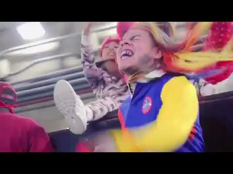 """6ix9ine """"Billy"""" Music Video (Preview)"""
